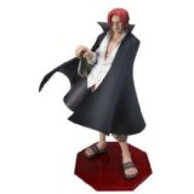 【中古】【開封品】Portrait.Of.Pirates ワンピースシリーズ 赤髪のシャンクス P.O.P フィギュア メガハウス