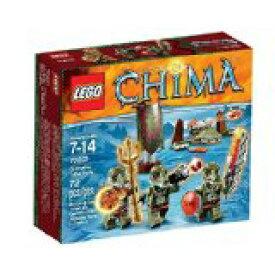 """【新品】【パッケージダメージ有】LEGO レゴ CHIMA チーマ トライブパック""""ワニ族"""" レゴジャパン レゴ70231 ブロック"""