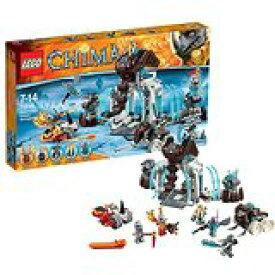 【新品】LEGO CHIMA 70226レゴチーマ マンモス族のアイス要塞 レゴジャパン
