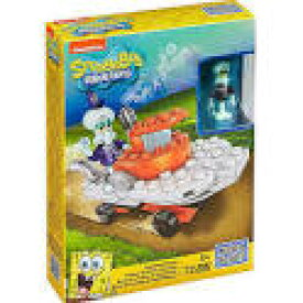 【未開封】MEGABLOKS メガブロック スポンジ・ボブ イカルドレーサー spongebob おもちゃ