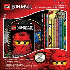 【未開封】LEGONINJAGO(レゴニンジャゴー) ステーショナリーセット 51441【外箱ダメージ有】