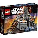 【新品】レゴジャパン LEGOstarwars 75137 スターウォーズ カーボン冷凍室 carbon-freezing chamber おもちゃ