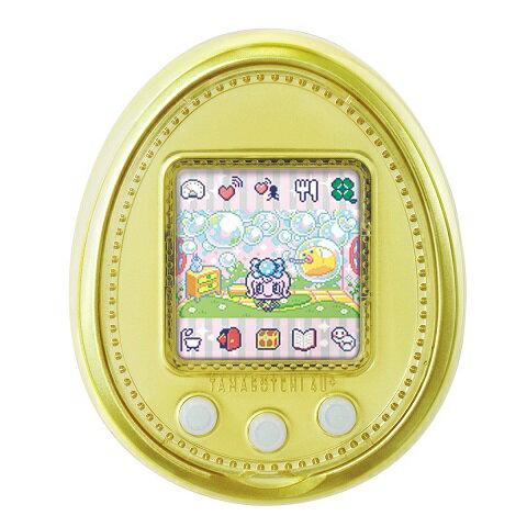 【新品】TAMAGOTCHI 4U+ レモンイエロー バンダイ おもちゃ
