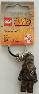 【新品】LEGO レゴ スターウォーズ Chewbacca チューバッカ キーチェーン 853451 キーホルダー キーリング Star Wars Chewbacca 2016 Key Chain ストラップ【送料無料】【代金引換不可】【ゆう