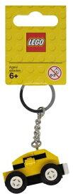 【新品】LEGO レゴ キーチェーン 853573 Key Chain Yellow Car 黄色い車 キーホルダー キーリング【送料無料】【代金引換の場合は+900円】【ゆうパケット】