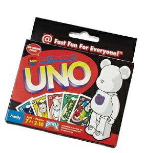 【新品】Be@rbrick/Kubrick ベアブリック/キューブリック / BE@RBRICK UNO TM CARD GAME ウノ【送料無料】【代金引換の場合は+900円】【ゆうパケット】