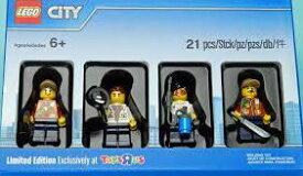 【新品】レゴ トイザらス限定(非売品)ブリックトーバー2017 ミニフィギュア ミニフィグ LEGO City Jungle Exploration Minifigures 5004940 おもちゃ