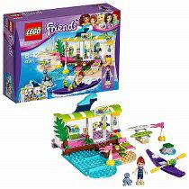【新品】LEGO friends レゴ フレンズ 41315 ハートレイク ビーチショップ おもちゃ