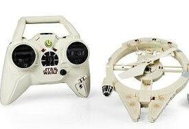 【新品】AirHogsStarWars エアーホッグススターウォーズリモートコントロール ミレニアムファルコン ラジコン おもちゃ ジャイロセンサー搭載で安定飛行
