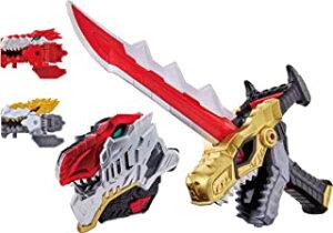 【新品】最強竜装セット-DXリュウソウケン&リュウソウチェンジャー-(1セット)