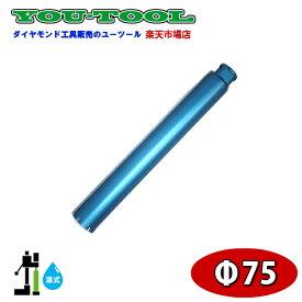 φ75 薄刃一体型 Blue edge