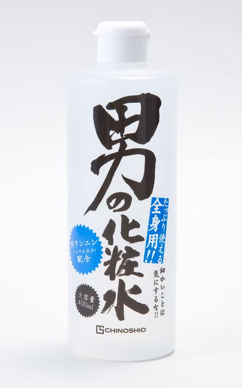 地の塩社 男の化粧水(男性用全身化粧水)400ml