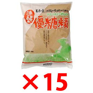 ムソー 優糖精 1kg×15袋【メーカー取寄品】【まとめ買い】【ムソー】