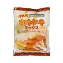 桜井 ホットケーキミックス・砂糖入り 400g 【ムソー】国産小麦粉使用。ベーキングパウダー不使用。