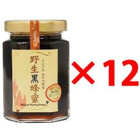 シタァール 野生黒蜂蜜 180g×12個【メーカー取寄品】【まとめ買い】【ムソー】