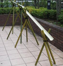 人工竹 流しそうめん基本キット4m(2m+2m)【流しそうめん竹】【流しそうめん】【流しそうめん人工竹】【流しそうめん竹セット】