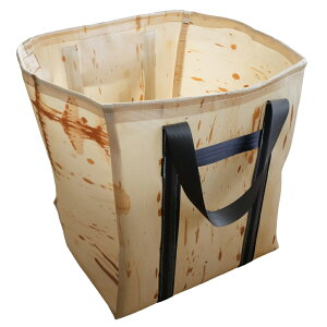 万能フゴ 47×47×55cm 120L 持ち手長め【環境安全・清掃用品】【ゴミ袋】