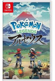 【予約商品】Switch/Pokemon LEGENDS アルセウス/【通常版】