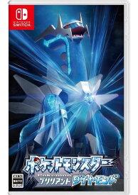 【予約商品】Switch/ポケットモンスター ブリリアントダイヤモンド/【通常版】