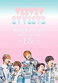 DVD/King&Prince/King & Prince CONCERT TOUR 2020 〜L&〜(通常盤)(2DVD)[DVD]