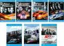 【送料無料】【中古】Blu-ray▼ワイルド スピード(7枚セット)1、X2、X3 TOKYO DRIFT、MAX、MEGA MAX、EURO MISSION、S…