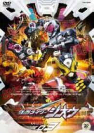【中古】DVD▼仮面ライダージオウ 3(第9話〜第12話)▽レンタル落ち