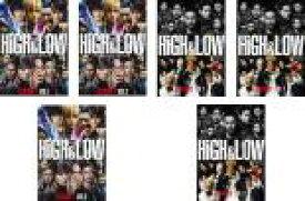 全巻セット【送料無料】【中古】DVD▼HiGH&LOW(6枚セット)SEASON1、SEASON2▽レンタル落ち