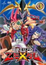 【中古】DVD▼遊☆戯☆王 ZEXAL ゼアル 3(第9話〜第12話)▽レンタル落ち