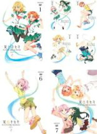 全巻セット【中古】DVD▼夏色キセキ(7枚セット)第1話〜第12話 最終▽レンタル落ち