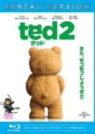 【バーゲンセールケースなし】【中古】Blu-ray▼ted テッド 2 ブルーレイディスク▽レンタル落ち