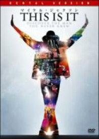 【バーゲンセール】【中古】DVD▼マイケル・ジャクソン THIS IS IT▽レンタル落ち