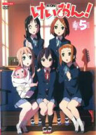 【中古】DVD▼けいおん! 5(第9話〜第10話)▽レンタル落ち