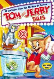 【中古】DVD▼トムとジェリー テイルズ 2▽レンタル落ち