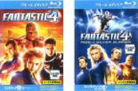 2パック【中古】Blu-ray▼ファンタスティック・フォー ブルーレイディスク(2枚セット)超能力ユニット、銀河の危機▽レンタル落ち 全2巻