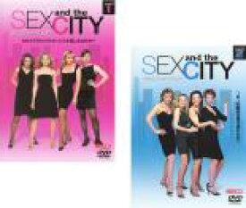 全巻セット2パック【中古】DVD▼SEX AND THE CITY セックス アンド ザ シティ シーズン1(2枚セット)▽レンタル落ち 海外ドラマ