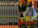 全巻セット【中古】DVD▼CSI:マイアミ シーズン3(8枚セット)第1話〜第24話 最終▽レンタル落ち 海外ドラマ