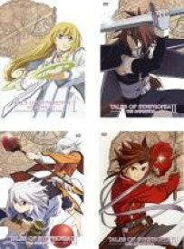 【バーゲンセール】全巻セット【中古】DVD▼テイルズ オブ シンフォニア THE ANIMATION OVA(4枚セット)▽レンタル落ち