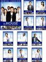 【バーゲンセール ケース無】全巻セット【中古】DVD▼Dr HOUSE ドクター ハウス シーズン1(11枚セット)第1話〜第22話…