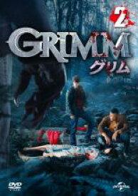 【中古】DVD▼GRIMM グリム 2(第3話〜第4話)▽レンタル落ち ホラー