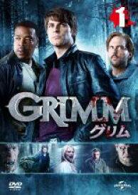 【中古】DVD▼GRIMM グリム 1(第1話〜第2話)▽レンタル落ち ホラー