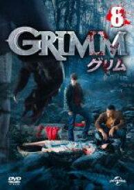 【中古】DVD▼GRIMM グリム 8▽レンタル落ち ホラー