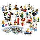 LEGO レゴ 新はたらく人形セット