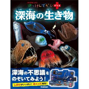 深海の生き物 (はっけんずかんプラス)