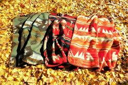 #928114オレゴニアン・キャンパー(OregonianCamper)ハーフネイティブアメリカンブランケット(キモサベ/150×90cm)-HALFNATIVEAMERICANBLANKET膝掛け肩掛けマルチクロスアメリカ製アウトドアキャンプグランピングBBQ緑グリーン【RCP】