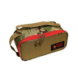 #928097オレゴニアンキャンパー(Oregonian Camper)セミハードギアバッグ【S】 - SEMI HARD GEAR BAG コップ ランプ カメラ 小型ギア 収納 ポーチ 仕切り 迷彩 カモフラ ミリタリー アウトドア サバゲー 【RCP】