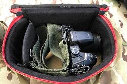 #928096オレゴニアン・キャンパー(OregonianCamper)セミハードギアバッグ【S】-SEMIHARDGEARBAGコップランプカメラ小型ギア収納ポーチ仕切り迷彩カモフラミリタリーアウトドアサバゲー【RCP】