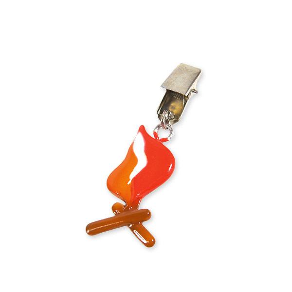 #928013オレゴニアンキャンパー(Oregonian Camper)テーブルクロスウェイト(4個入り) - FIRE アウトドア グランピング かわいい ランチ 錘 BBQ 便利グッズ 風 クリップ付き キッチン 赤 レッド オレンジ OCA 401 FIRE 【RCP】