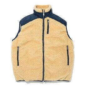 #921041オレゴニアンアウトフィッターズ Oregonian Outfitters ティラムーク フリースベスト (クリーム) OOV 701 M-XL 【RCP】