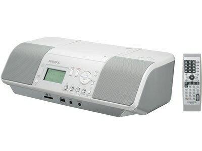 ケンウッド コンポ CLX-30-W [ホワイト] [対応メディア:CD/CD-R/RW 最大出力:20W] 【楽天】【激安】 【格安】 【特価】 【人気】 【売れ筋】【価格】