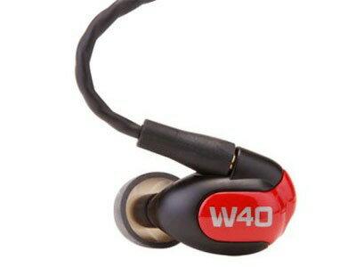 【ポイント5倍】Westone イヤホン・ヘッドホン WST-W40 [タイプ:カナル型 装着方式:両耳 構造:密閉型(クローズド) 駆動方式:バランスド・アーマチュア型 再生周波数帯域:10Hz〜18kHz] 【楽天】 【人気】 【売れ筋】【価格】